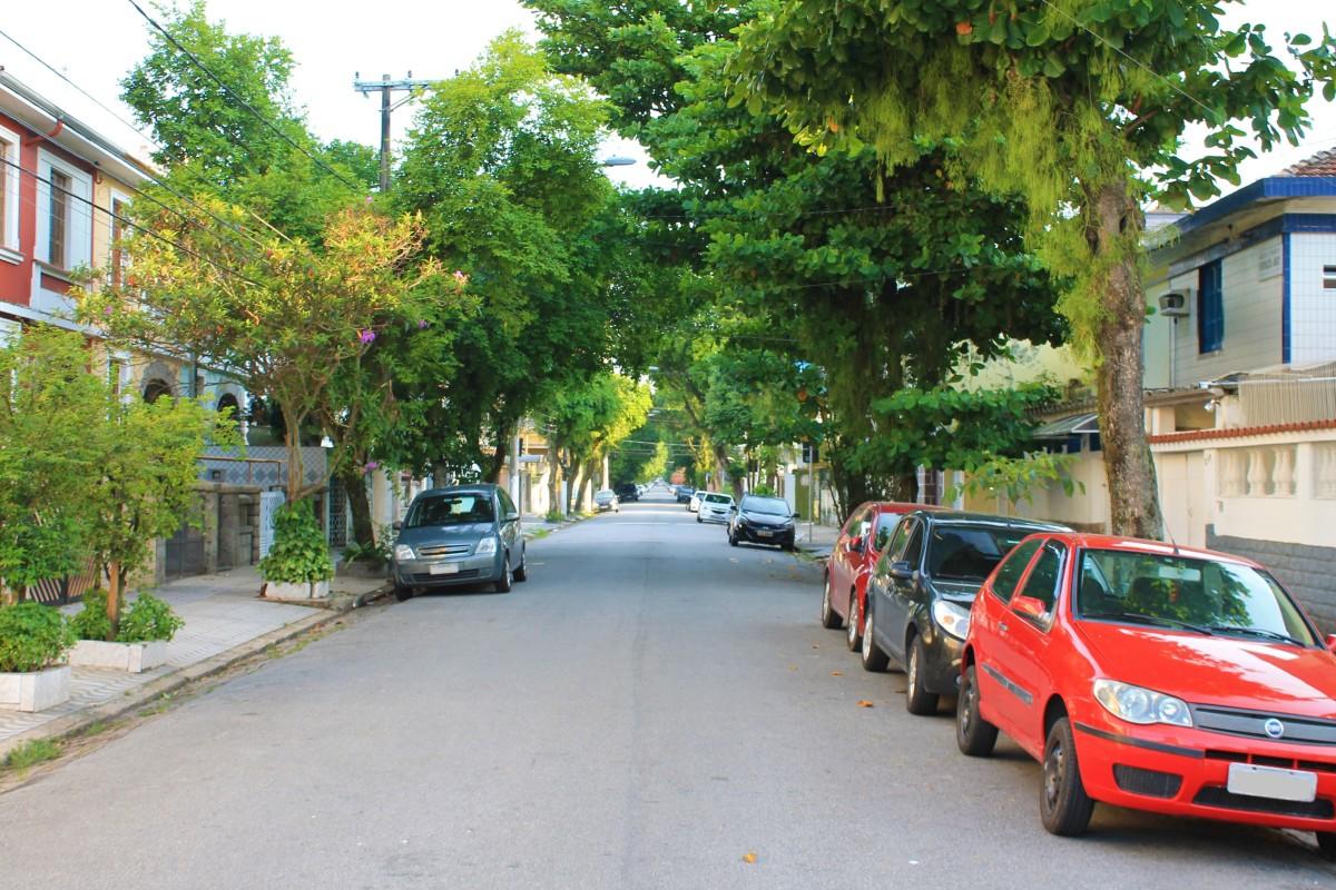 As Ruas da Manhã de Domingo