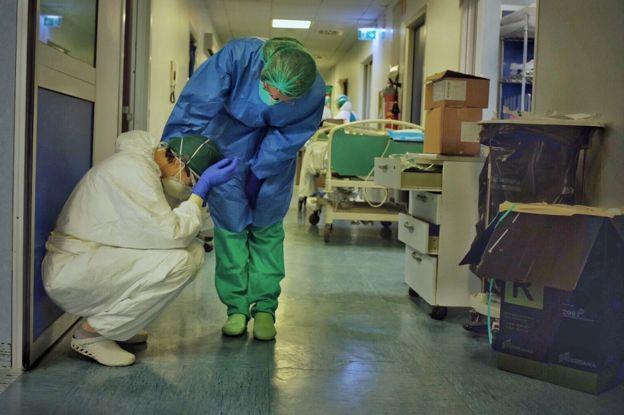 Pandemia de Covid-19 na Itália